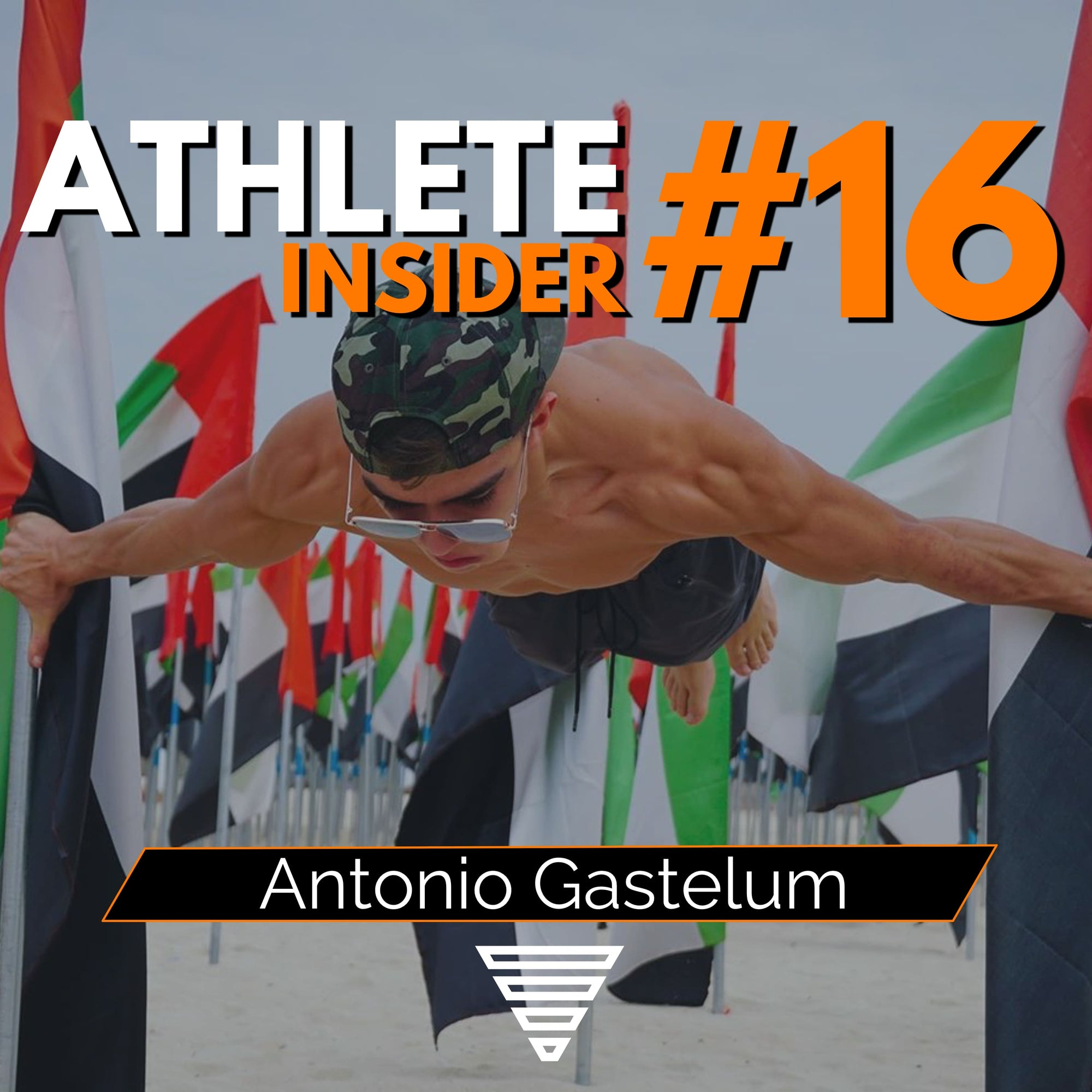 ANTONIO GASTELUM | Your nutrition makes you fail | The Athlete Insider Podcast #16