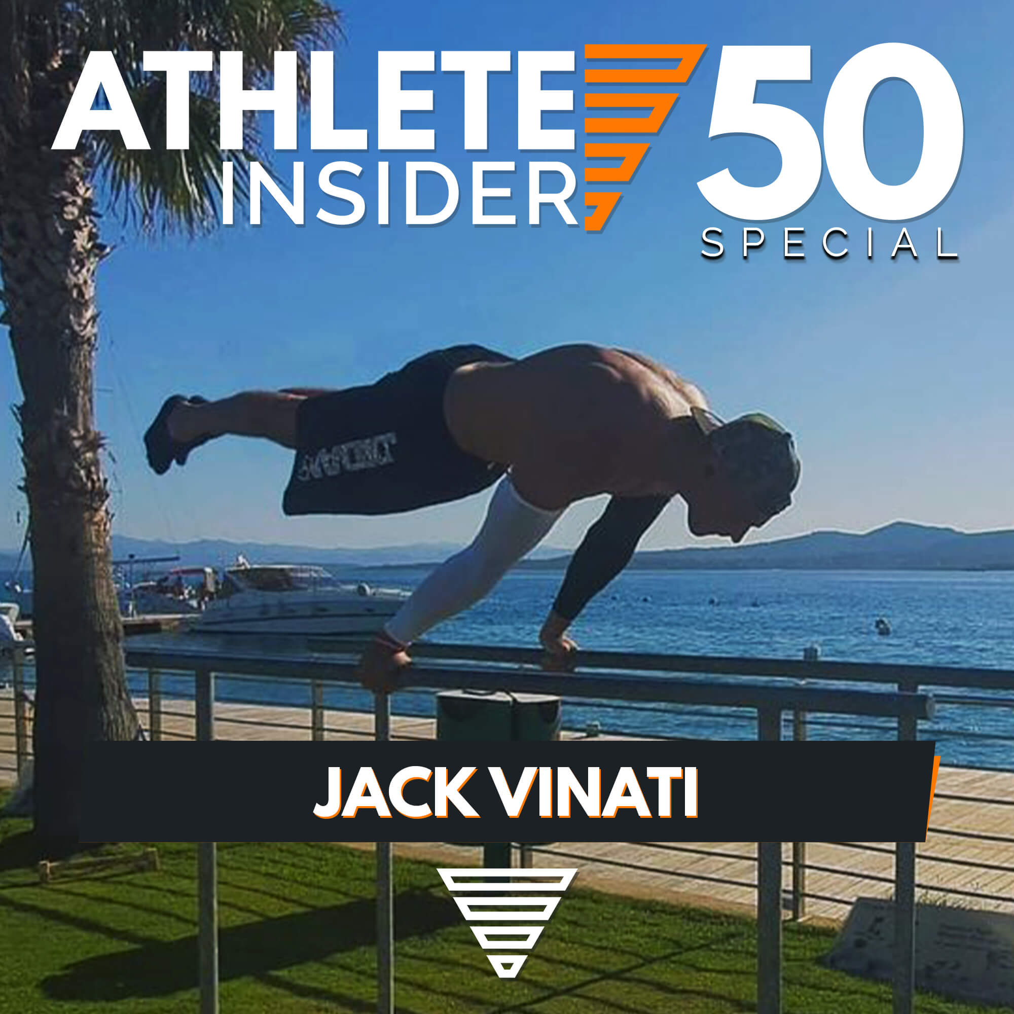 JACK VINATI | Full Planche with 202cm & 103kg | Interview | The Athlete Insider Podcast #50