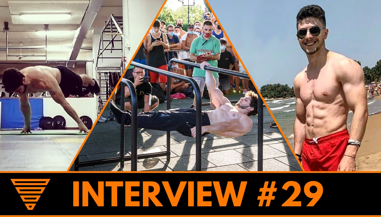 EMANUELE MAJELI | Training Habits of the Champ | Interview | The Athlete Insider Podcast #29