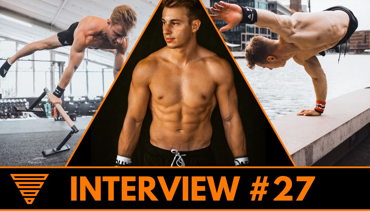 JULIAN PAGEL | The Planche Journey | Interview | The Athlete Insider Podcast #27