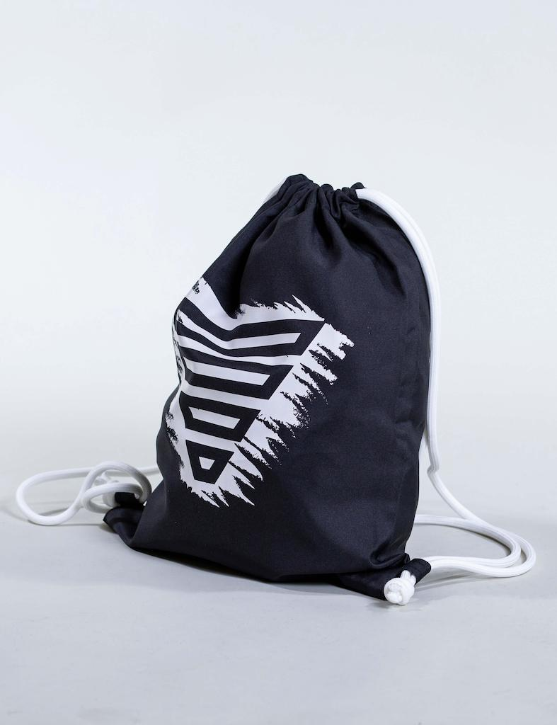 GORNATION Vintage Workout / Training Bag in Black Street Workout
