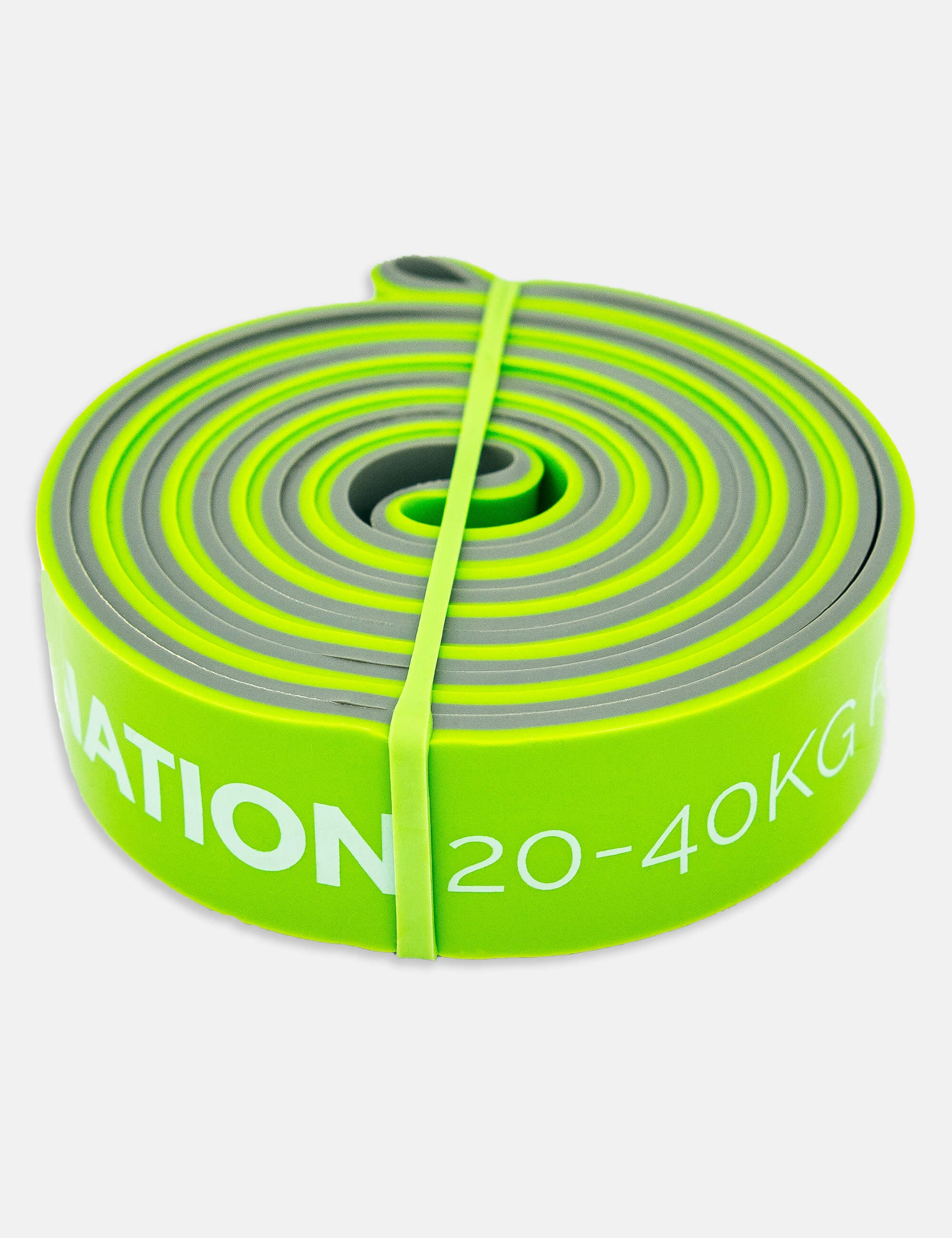 GORNATION Premium Resistance Bands Green