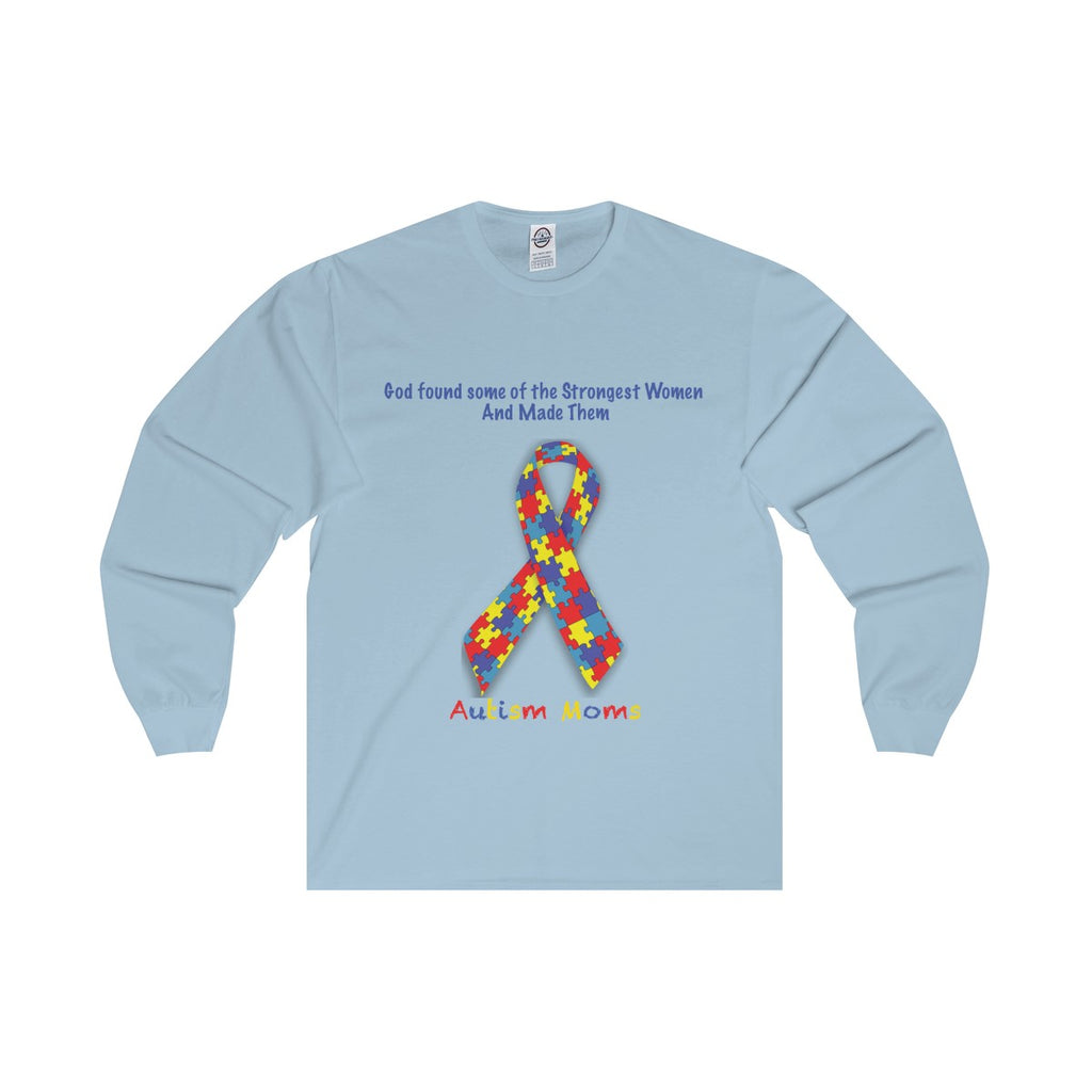 Autism Moms Special Edition Long Sleeve Tee