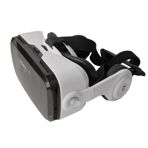 BOBO Virtual Reality Headset w/ Remote Control - Finger-Gadgets