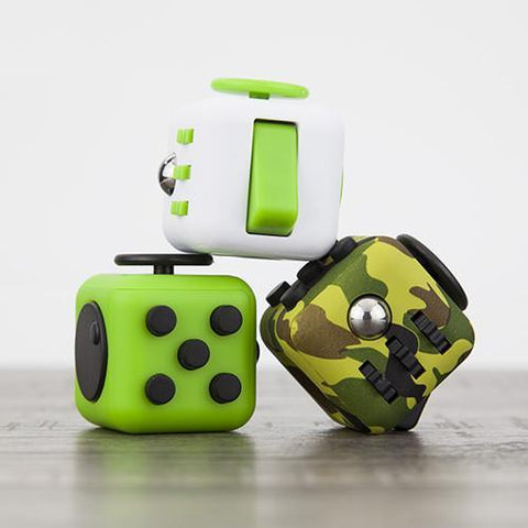 Fidget Cube Bundle Packs - Finger-Gadgets
