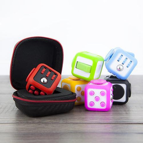 Carry Case + Cubo - Finger-Gadgets