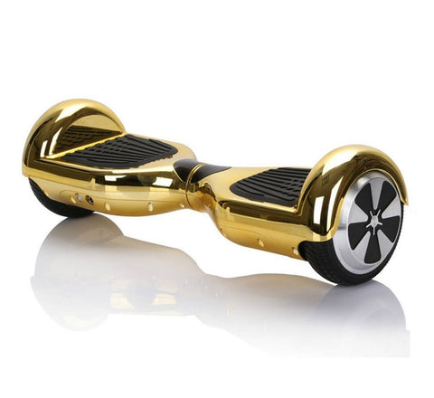 6.5 Gold Chrome with Bluetooth