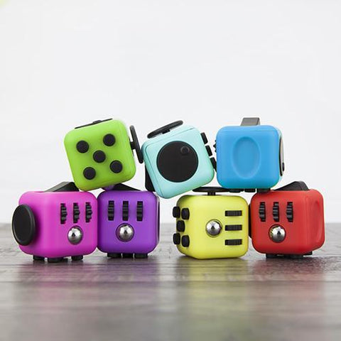 Fidget Cube - Colour Edition - Finger-Gadgets