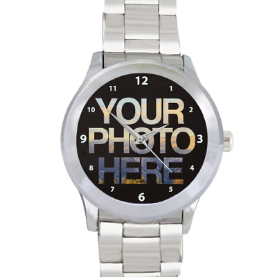 Personalised Image on Watch