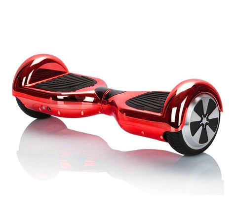 "6.5"" Red Chrome with Bluetooth"