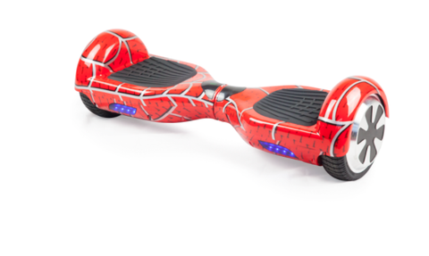 "6.5"" Classic Spiderman with Bluetooth"