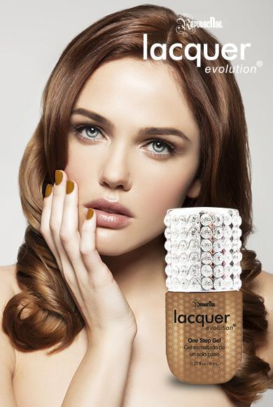 "Gel Lacquer Evolution ""Copper"" - Republic Cosmetics US"