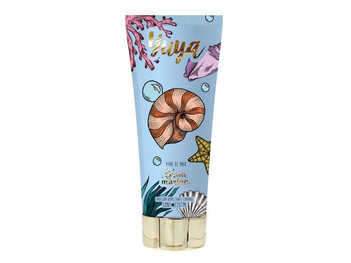 "Moisturizing body cream  ""Viva el mar, Brisa marina"" - Republic Cosmetics US"