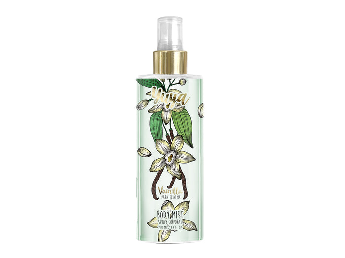 "Body Mist ""Vainilla para el alma"" - Republic Cosmetics US"