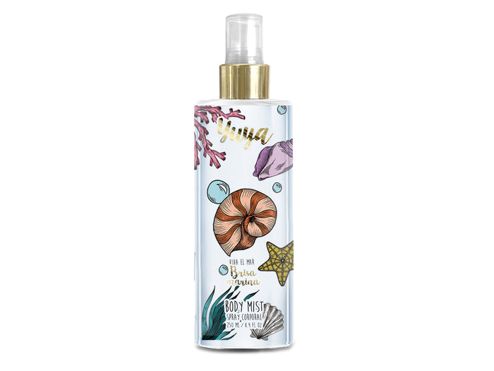 "Body Mist  ""Viva el mar, Brisa marina"" - Republic Cosmetics US"