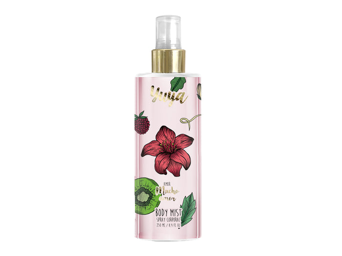 "Body Mist  ""Amor Mucho Amor"" - Republic Cosmetics US"