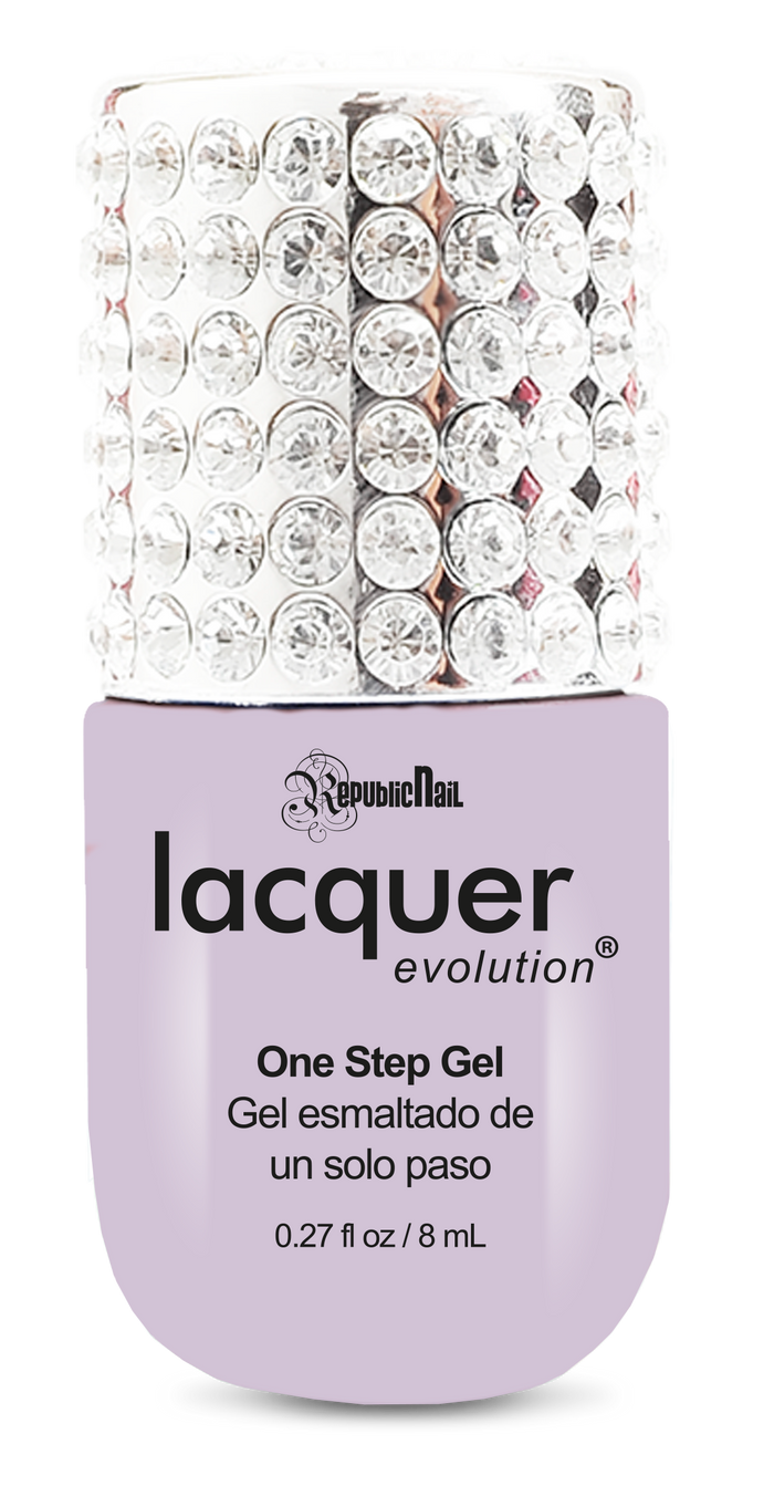 "Gel Lacquer Evolution ""Romantic"" - Republic Cosmetics US"