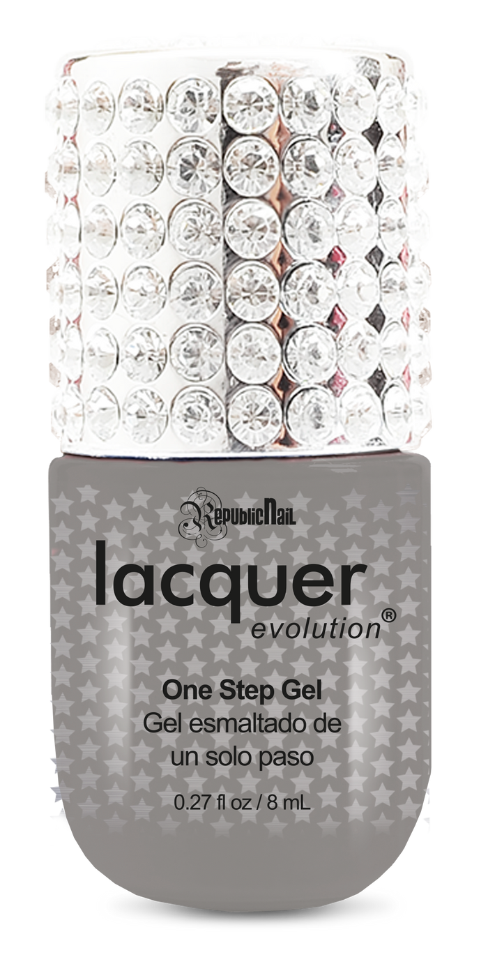 "Gel Lacquer Evolution ""Silver Rock"" - Republic Cosmetics US"