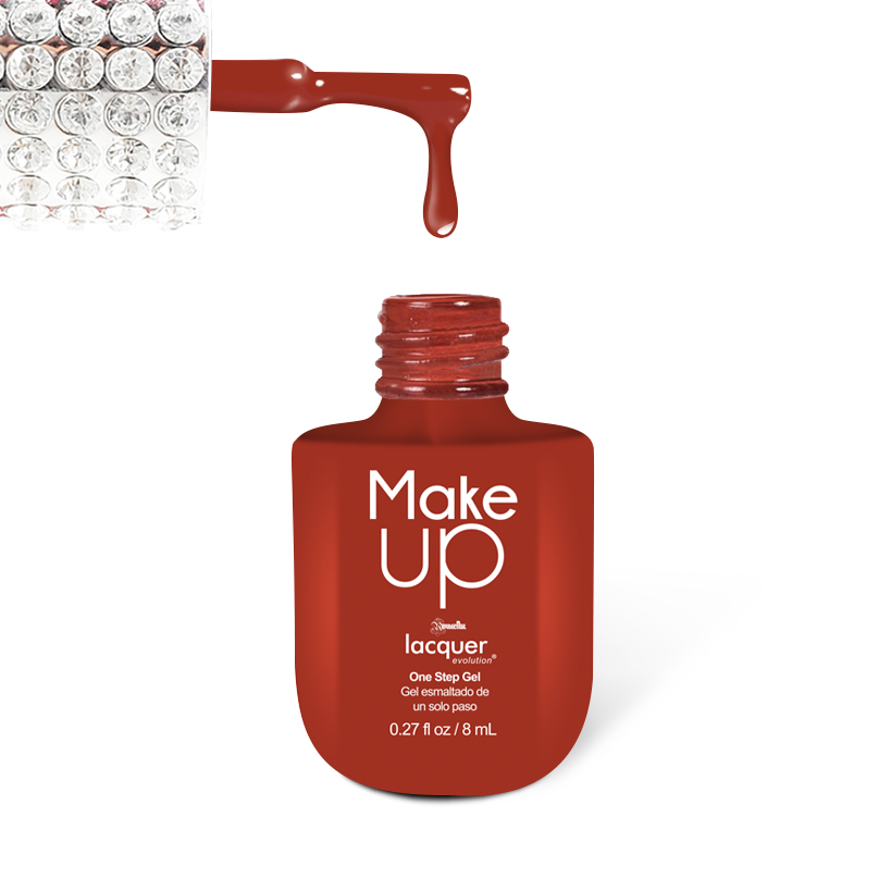 "Gel Lacquer Evolution ""Brownie Make Up"" - Republic Cosmetics US"