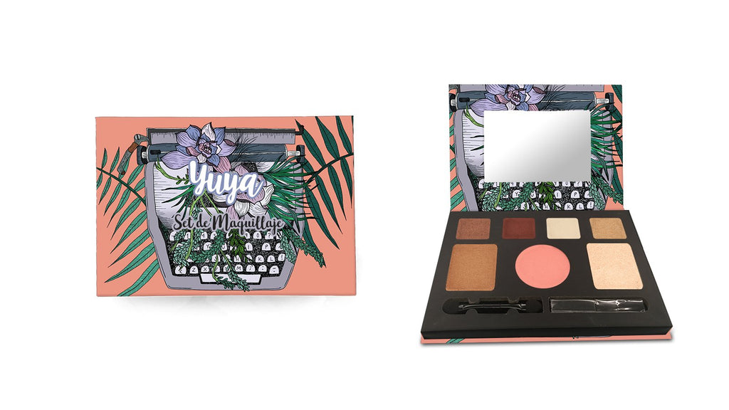 "Makeup Set ""Maquinita"" - Republic Cosmetics US"