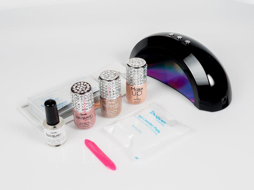 "Limited Edition Starter Kit ""Illusion"" Lacquer Evolution - Republic Cosmetics US"