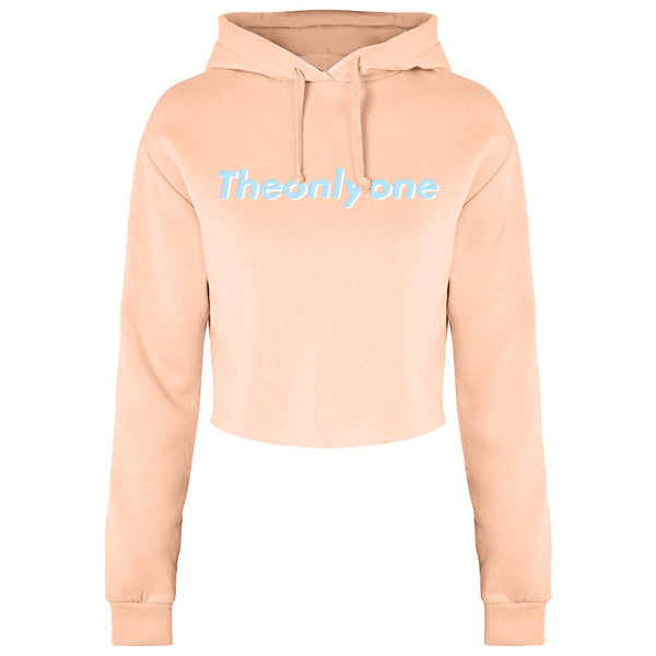 Official Jacquie Lee The Only One Cropped Hoodie