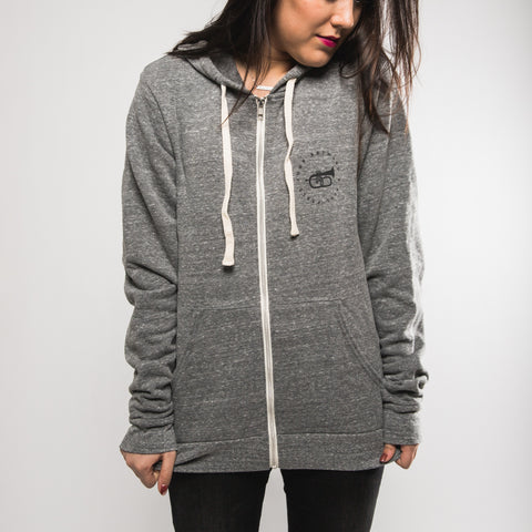 Real Feels Zip Up Hoodie