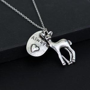 Patronus Necklace