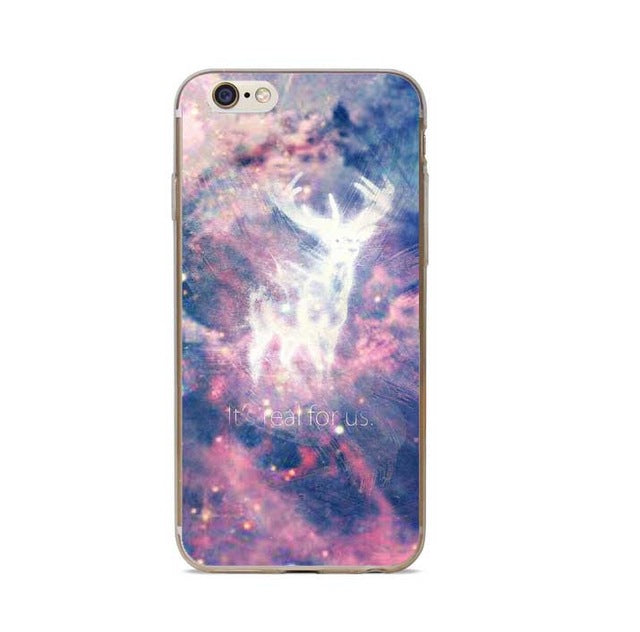 Patronus iPhone Case