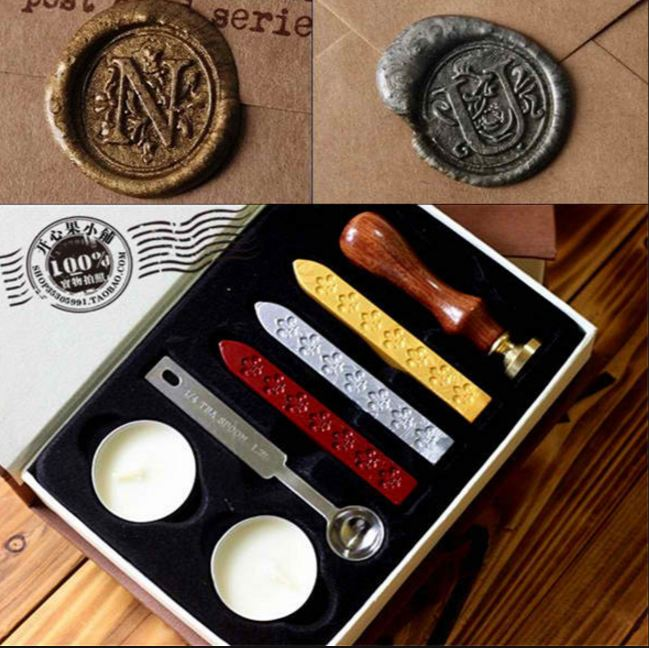 Vintage Wax Seal Kit
