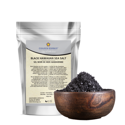 Black Hawaiian Sea Salt