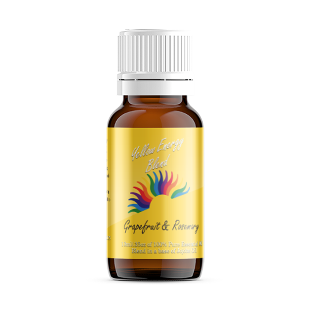 Energy Blends - 10ml Dropper