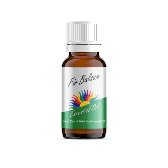 Fir, Balsam Essential Oil