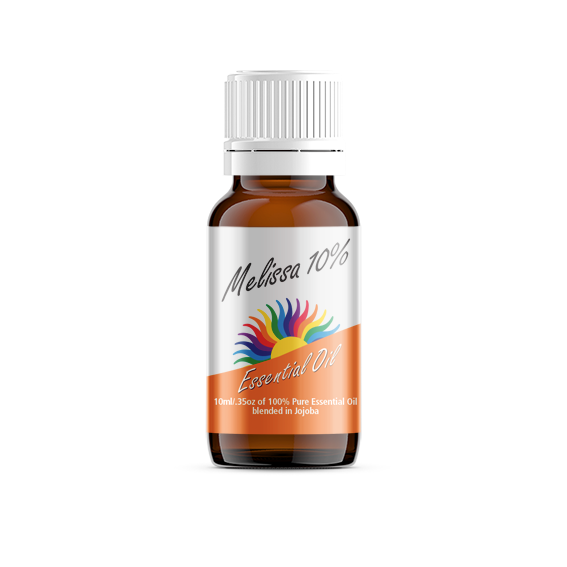 Melissa Essential Oil in Jojoba