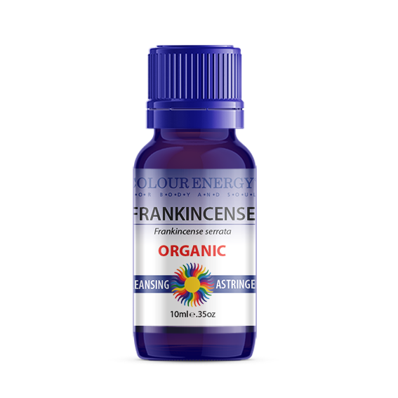 Frankincense Essential Oil, Organic