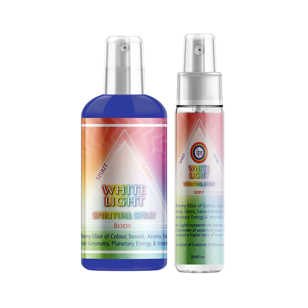 Crystal Light Spiritual Sprays, 60ml Spray