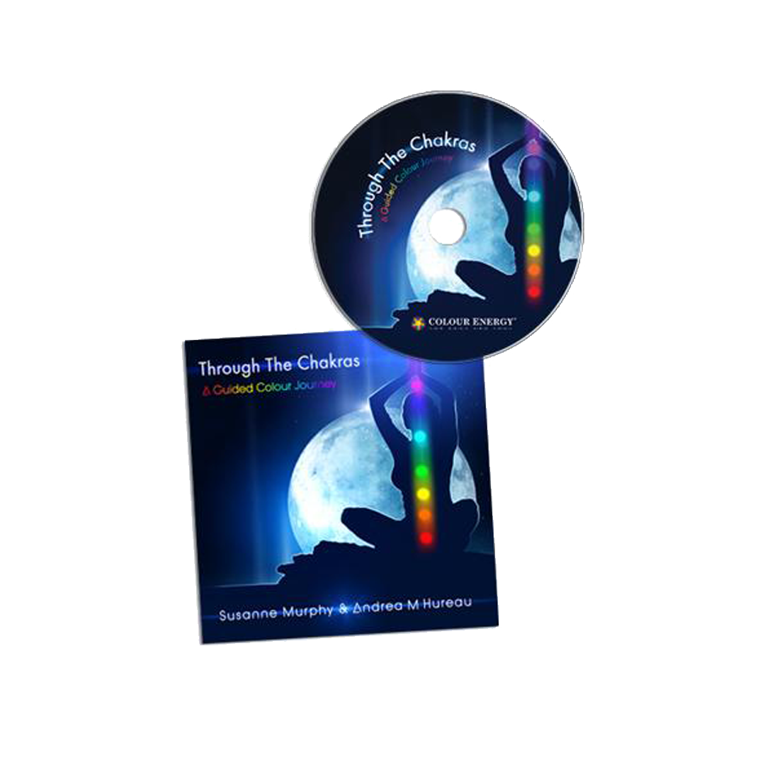 Through the Chakras Meditation CD