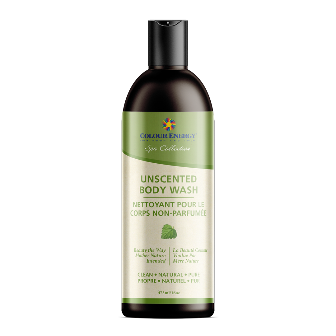 Natural Unscented Body Wash, 473ml