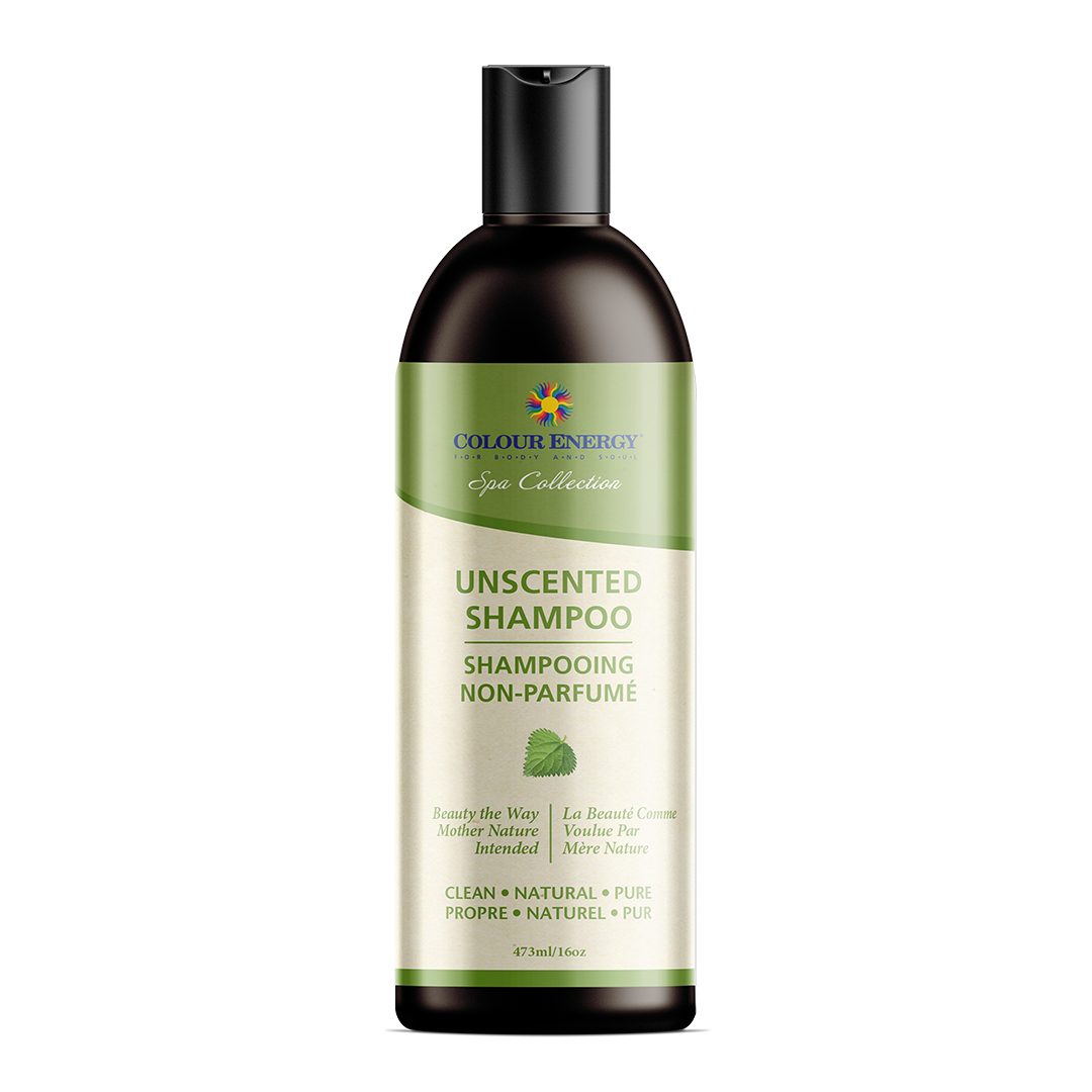 Natural Unscented Shampoo, 473ml