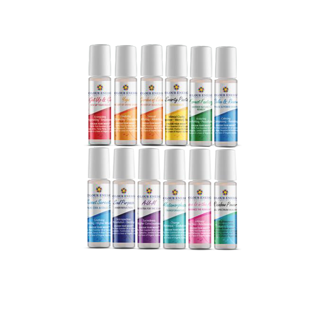 Yoga - Colour Your Mood™, 10ml Roll-ons