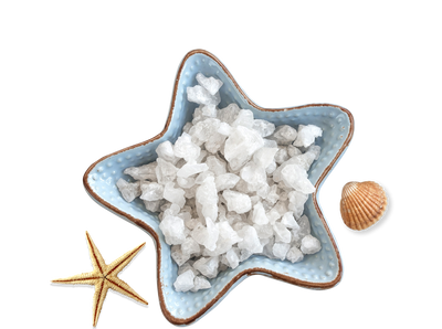 Dead Sea Salts, Fine or Coarse Grain