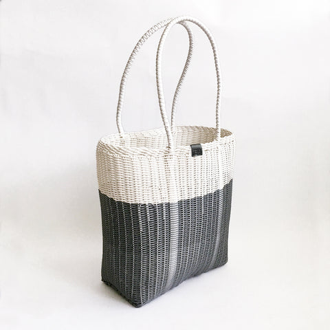Commuter Market Bag, Grey