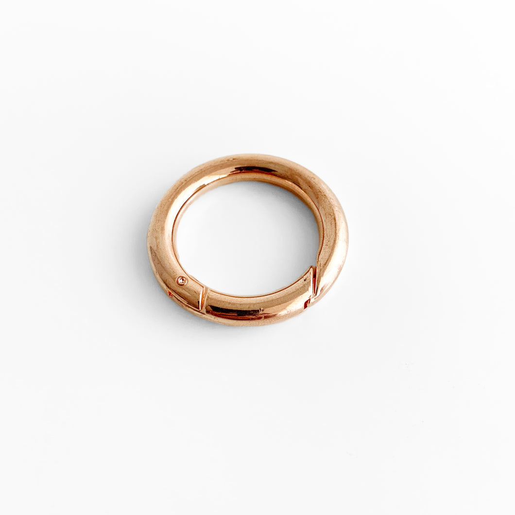 O-ring, Rose Gold