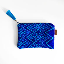 Load image into Gallery viewer, Second-life Pouch SMJ, Small, Blue/Aqua