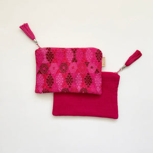 Second-life Pouch Coban, Small, Pink