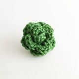 Lapel Bloom, Green