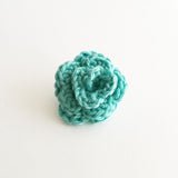 Lapel Bloom, Seafoam