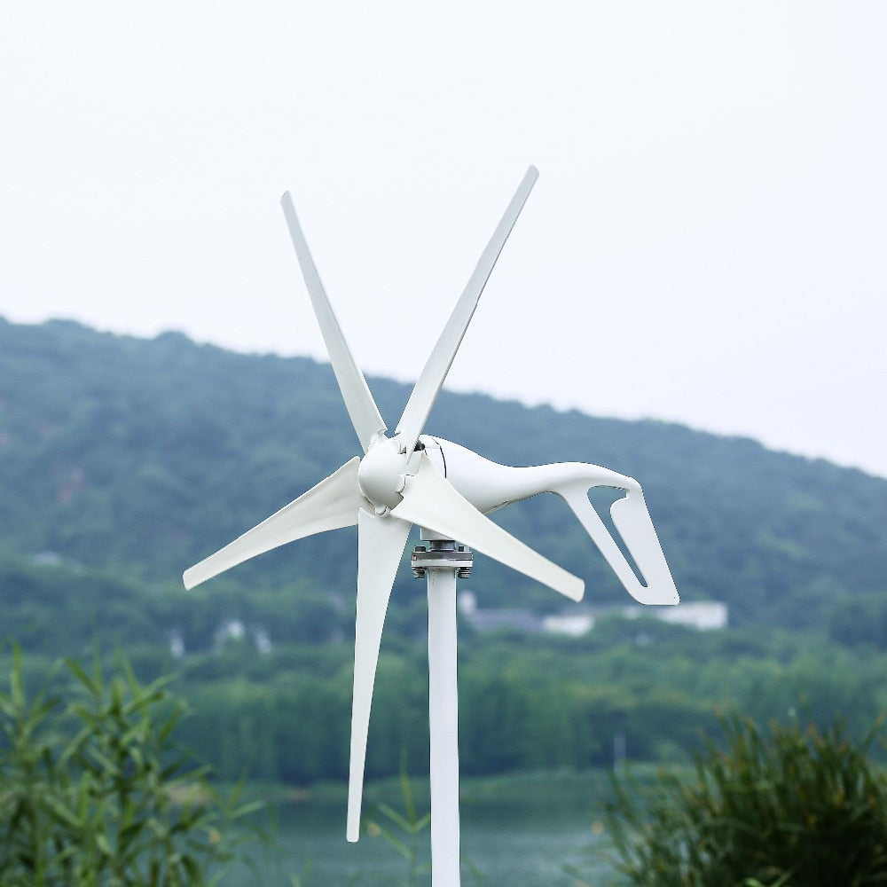 Three Blade 400W Wind Turbine Generator