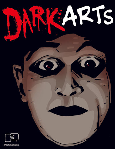 DarkARTS - Jim Whiting Cover