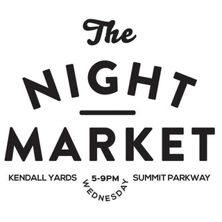 Kendall Yards Night Farmers Market Vendor Spokane Washington